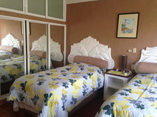 2do cuarto, 2nd bedroom, 2ème chambre