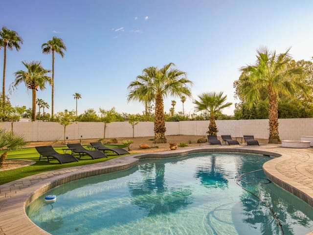 "New Listing! ""Desert Diamond"" w/ Epic Backyard"