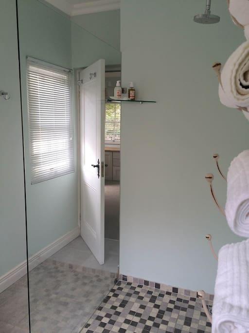 Shower only - Bathroom