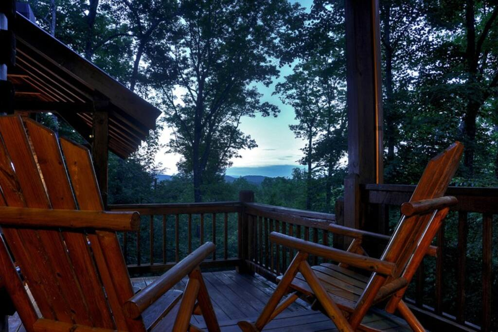 Mlc Moon Shadow Overlook Cottages For Rent In Blue Ridge