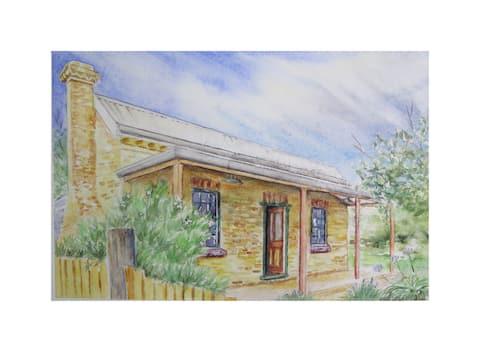 Cooney's Cottage  An original Gold Rush cottage
