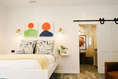 LITTLE POINT CLEAR  MIDDLE BAY STUDIO & LOFT - Fairhope - Hotel butique