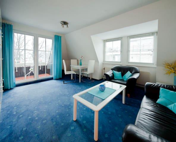 Ferienwohnung direkt am Meer - Lübeck - Apartment
