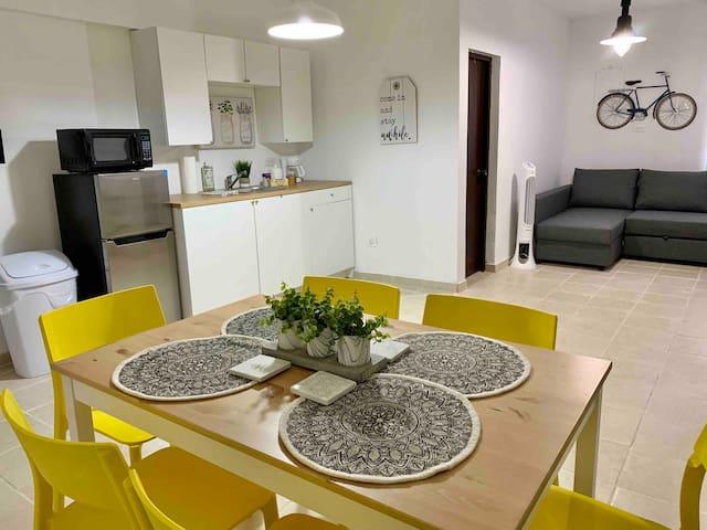 Modern Apartment in Arecibo with Private Balcony