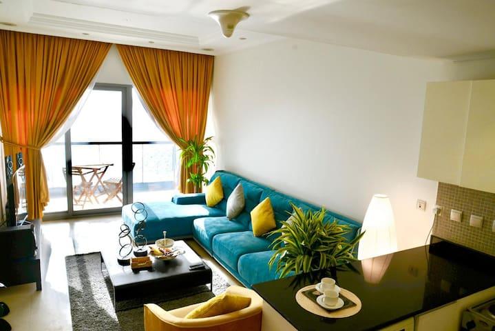 Live on 15th floor! Jeddah Corniche