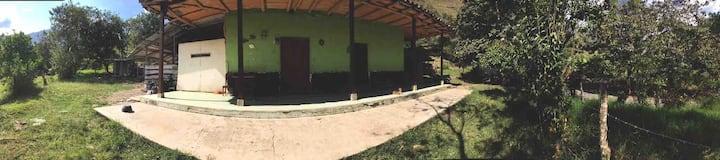 Casa finca la esmeralda Argelia Cauca