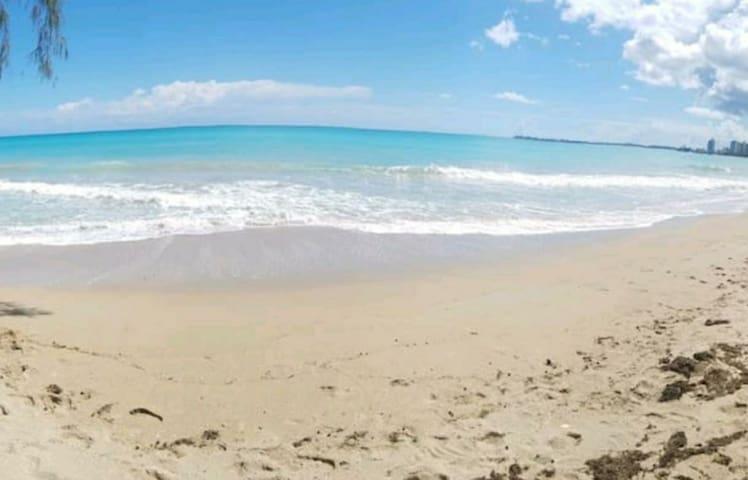 Beach Apt at La Posada