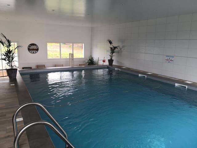 Studio 2 personnes piscine plage golf