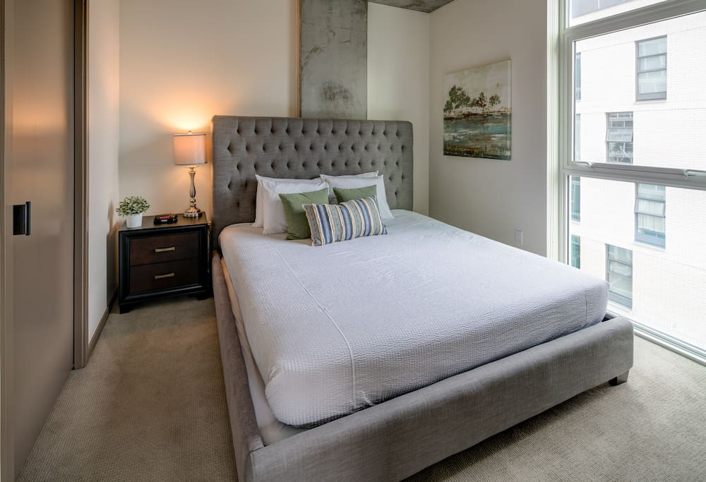 Bedroom at Block 17 by Stay Alfred