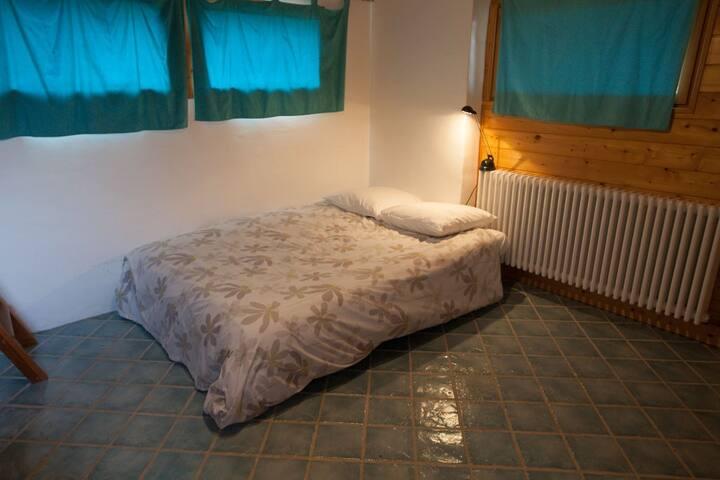 Le canape devient un lit double