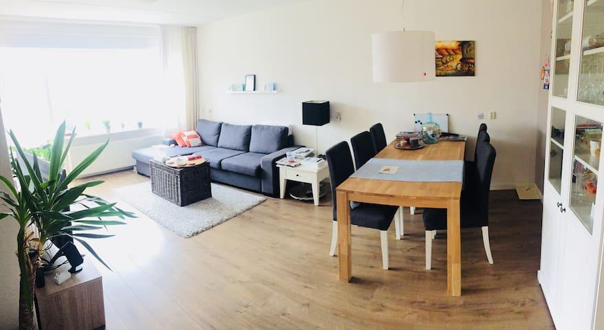 Three room apartment close to city centre Haarlem