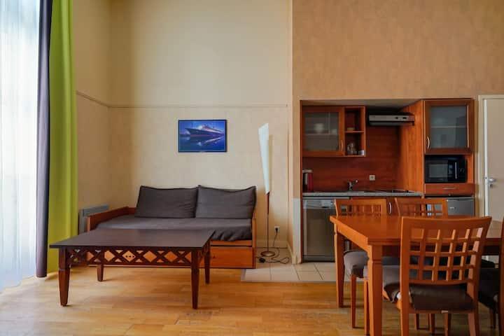 Appartement 2 pièces 6 personnes Confort - Vue mer 161590