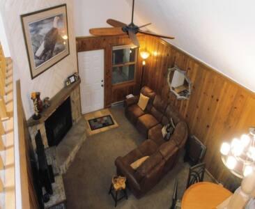 Snowfire #301 B Condo - Angel Fire - Appartement en résidence