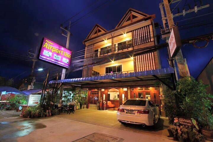 Comfort double/twin room by Phuket Airport Inn