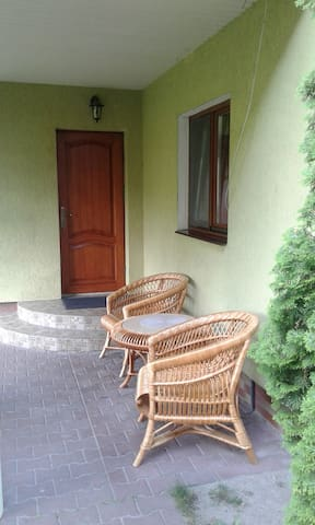 Гостевой домик на Янтарной 18