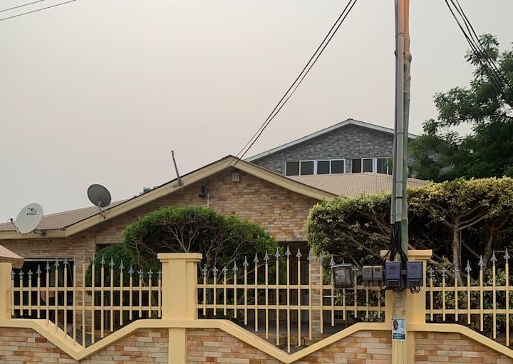 Mr. Gab Residents at Teshie- Nungua New Estate
