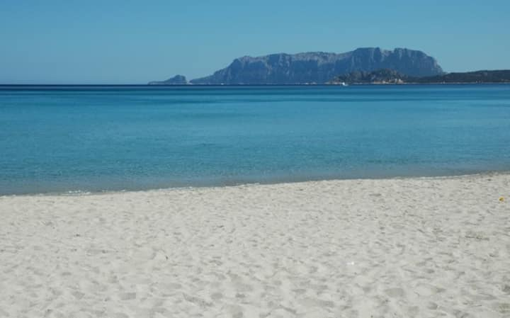 Sardegna casa a 250 metri dal mare con piscina