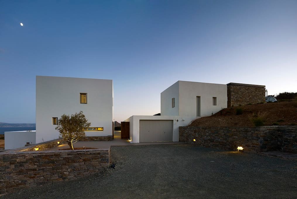 Makmore Villa Cycladic Houses Greece For Rent In Paros