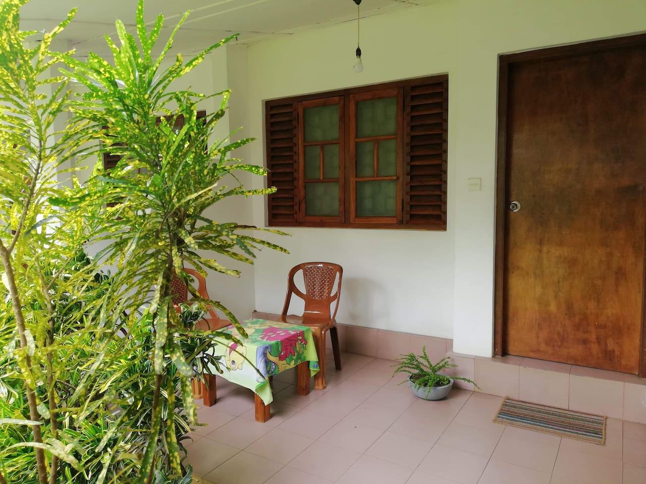 Palm Garden Guest House - Room No 03
