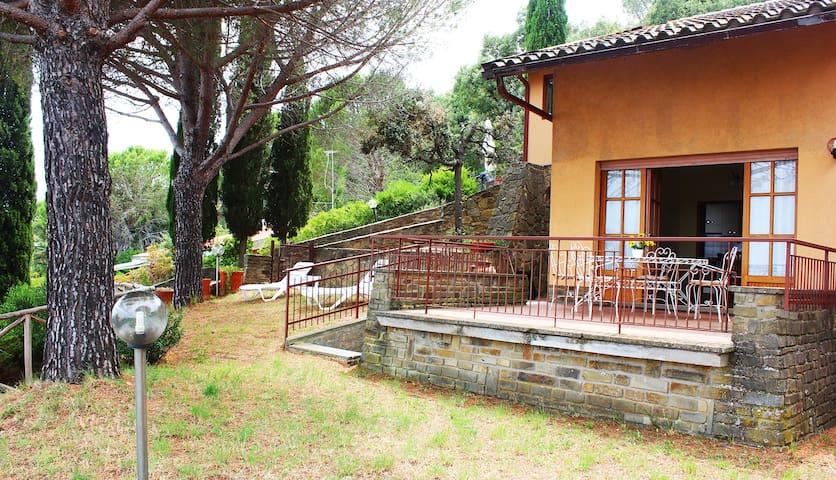 Villetta con giardino a castiglione della pescaia - Castiglione della Pescaia - Villa