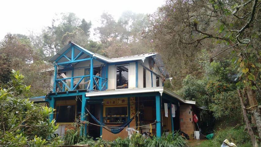Casa en el campo, santa Elena - Santa Elena - Szoba reggelivel