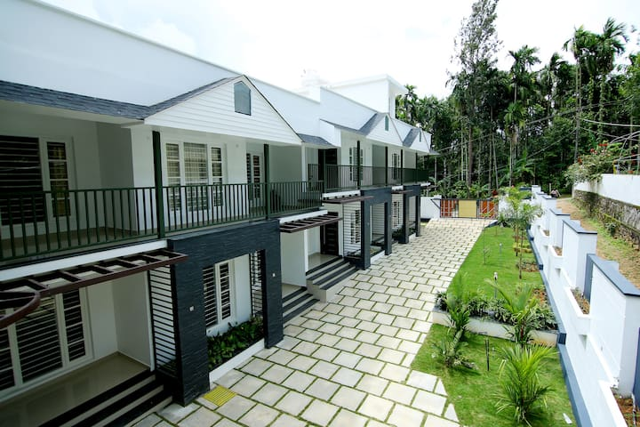 Luxury Holiday Apartment in Wayanad
