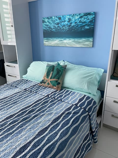 308 Beachfront Cozy Studio on Isla Verde Beach