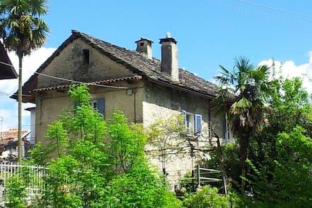 Typisches Rustico am Lago Maggiore - Casa