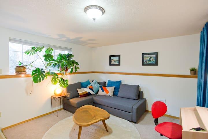 Buckman Garden Suite