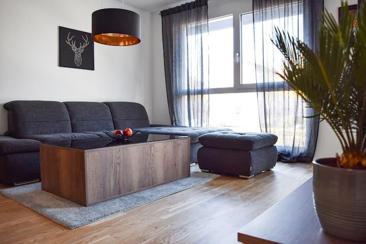 Brand New Apartment, Top Location-Near VIC/Danube