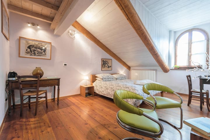Luxury rooms in the heart of Torino