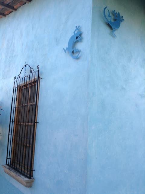 Copans' Best Hostel Clean + Comfy Iguana Azul