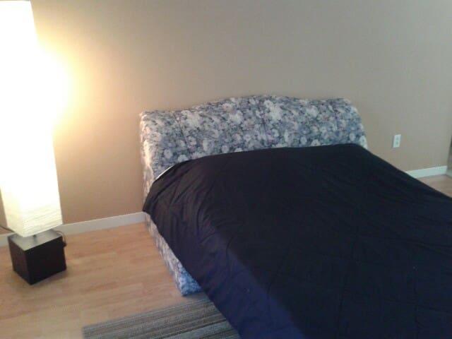 Bedroom for rent at Québec City - Quebec - Apartamento