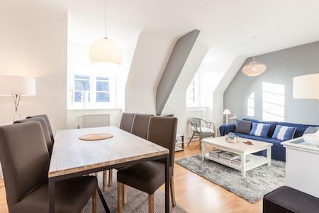 Charming Flat near seaside beach 300m ! - St-Malo - Apartmen