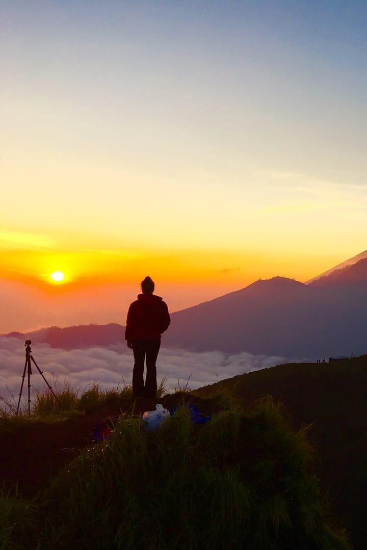 Mt Batur View