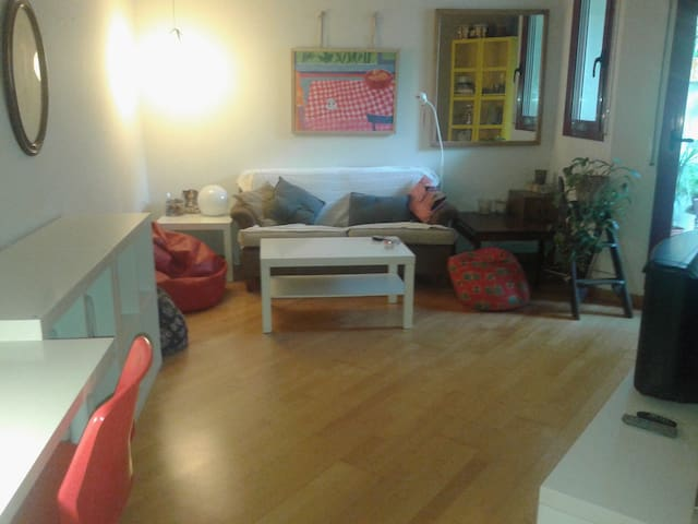 Our house is a very nice apartment - Terrassa - Appartement