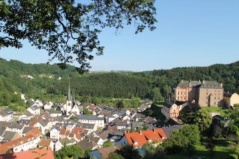 Leuke tijd  in het Kyllburg Woud Eifel