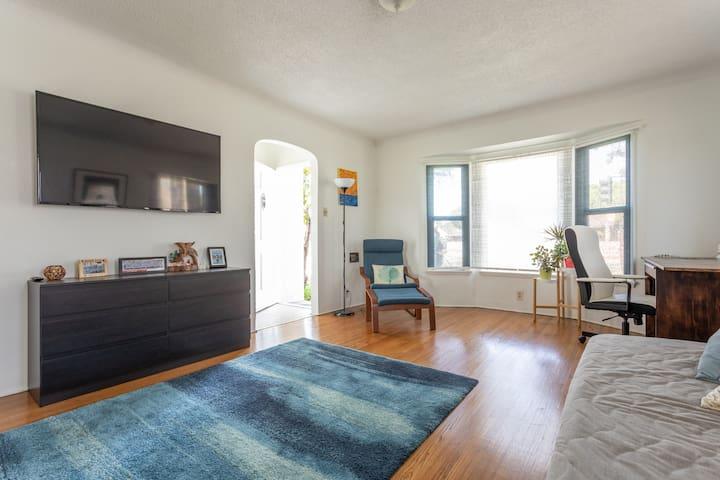 Comfy house near San Gabriel Mission (Deep clean)