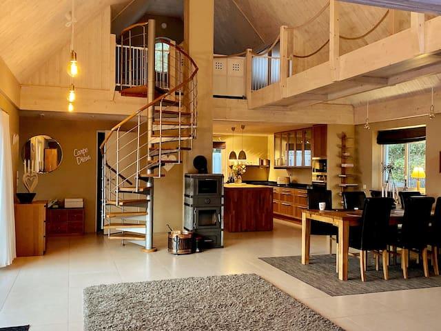 Villa Hav & Hygge   Nära hav och fantastisk strand