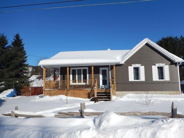 Maison moderne au coeur du village - Shawinigan - Casa