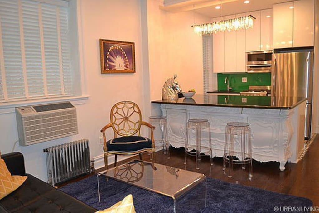 Stylish manhattan apartment appartamenti in affitto a for Appartamenti affitto nyc