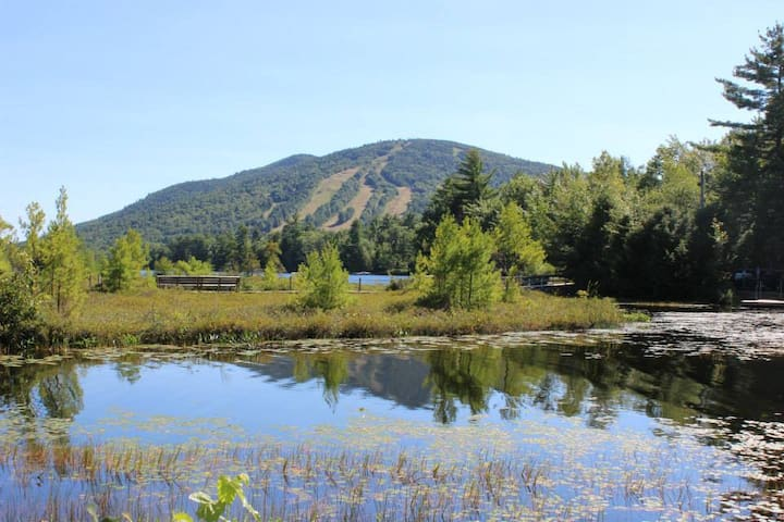 Spacious 4 Bedroom Home/Moose Pond - Bridgton - Ev