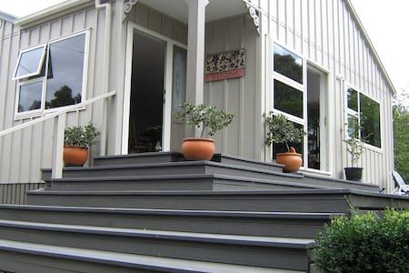 Quiet & relaxing - ideal retreat! - Waihi - House