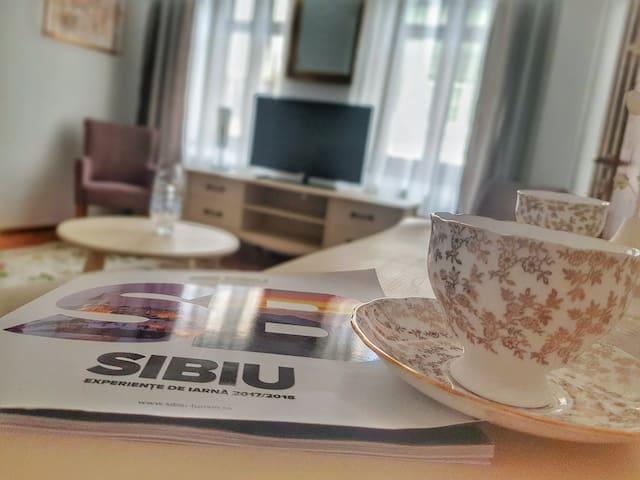 The Peacock's Apartment Sibiu