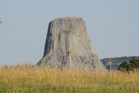 Crazy Horse (14' tipi)
