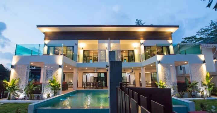 The Elegance Pool Villas- Private Luxury Villas