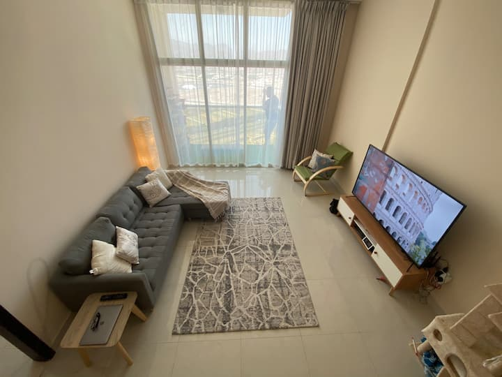 1 bedroom apartment, amazing views in Fujairah