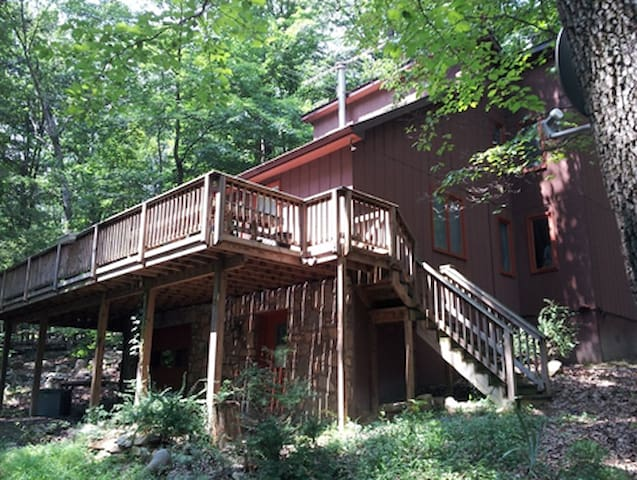 Trollbakken  *New Listing*  Contemporary home - Berkeley Springs