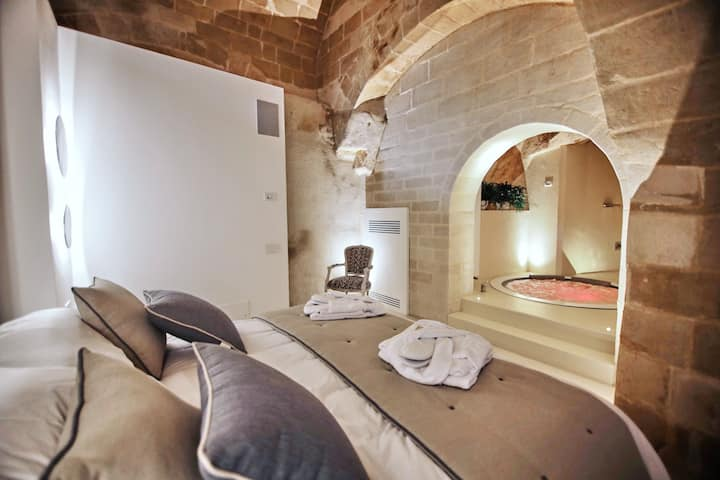 Anima Pietra - Luxury suite Matera