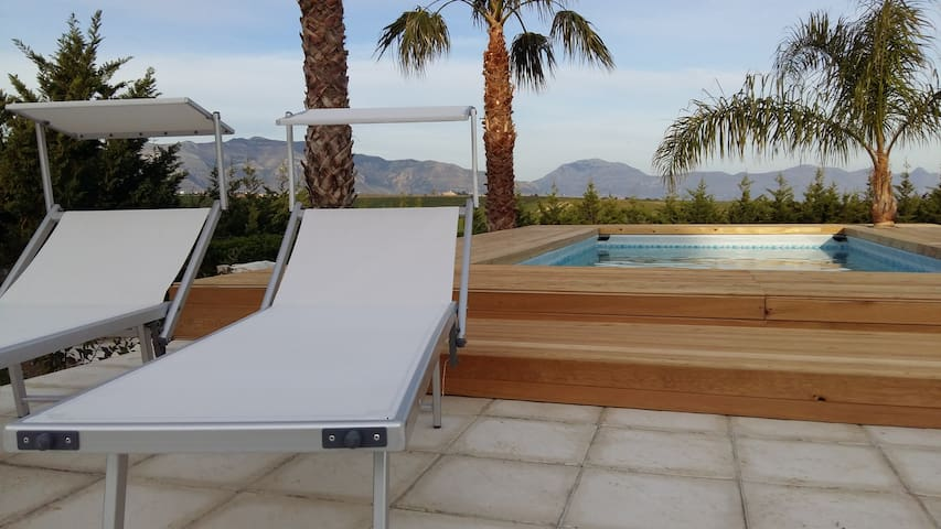 ISOLA DEL SOLE (5 POSTI) - Balestrate - Appartement